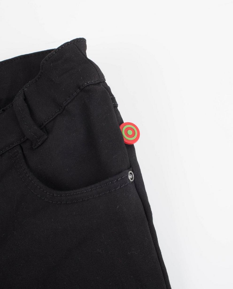 Pantalons - dark green - Zwarte jeans ZulupaPUWA - Unisex